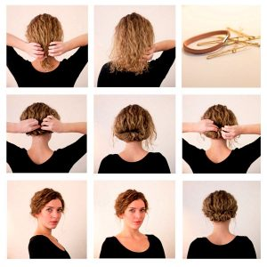 easy-hairstyles-for-short-hair-tutorials