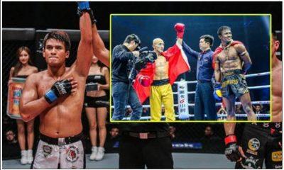 """แค้นต้องชำระ!! กล้ามั้ย? """"ตอง วันชิน"""" นักสู้ MMA ท้าทาย """"อี้หลง"""" เจอกันหน่อย (มีคลิป)"""