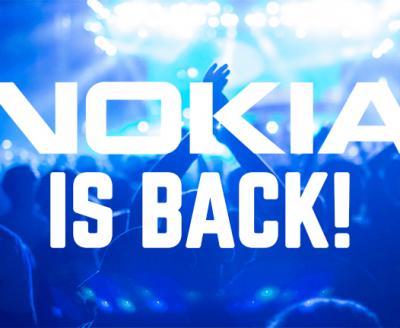 ยืนยัน!!! Nokia พร้อมหวนคืนสู่วงการสมาร์ทโฟนในปี 2017 ในระบบ Android
