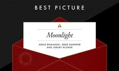 มาดูวินาที เมื่อผู้ประกาศขานชื่อหนังที่ได้รับรางวัลยอดเยี่ยมผิด !!!!